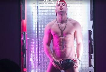 Une nuit avec les shower boys de Paris