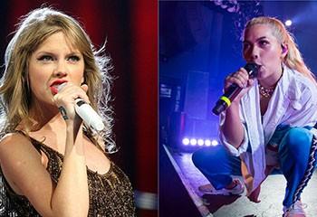Taylor Swift et Hayley Kiyoko créent la surprise lors d'un concert en faveur des LGBT+
