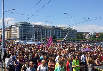 La Geneva Pride est en marche