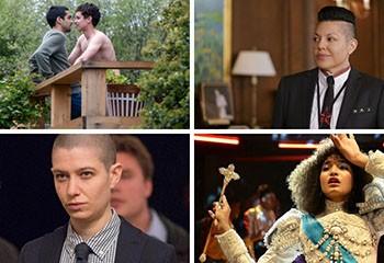 LGBT à la télévision américaine : la représentation atteint un niveau historique