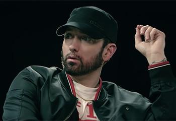 Eminem s'excuse pour les propos homophobes dans sa chanson « Fall »