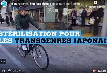 Japon : les transgenres forcés à la stérilisation pour changer d'identité
