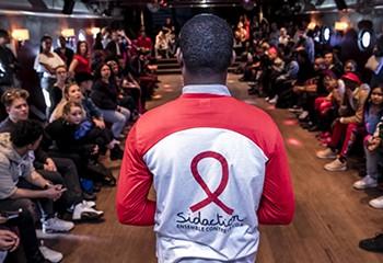 « Si on oublie le VIH, il y a un risque de se reprendre l'épidémie de plein fouet »