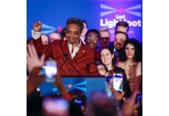 Etats-Unis Chicago a élu une maire noire et homosexuelle, une première pour la ville