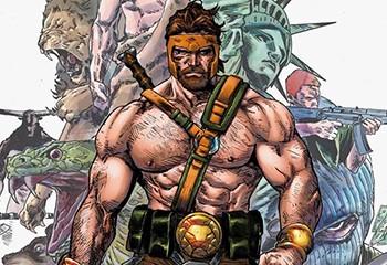 Le tout premier super héros LGBT+ de Marvel pourrait être Hercule dans « Les Éternels »