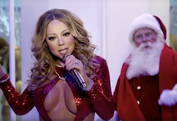 « All I Want For Christmas Is You » : Mariah Carey explose un record sur Spotify