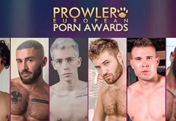 Les porn stars gays françaises massivement nommées aux « Prowler European Porn Awards 2019 » !