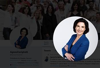 Dépôt de plainte de SOS Homophobie et Aides contre Agnès Cerighelli