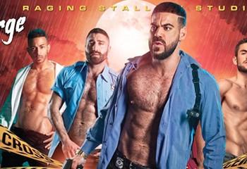 Ricky Larkin : L'annonce de son contrat d'exclusivité avec Raging Stallion ne fait pas que dresser les b**** !