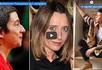 10 lesbiennes françaises qui comptent