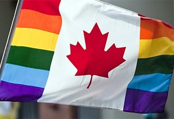 L'idée en or du Canada pour fêter 50 ans d'avancées de droits LGBT