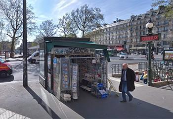 Un kiosquier parisien a-t-il refusé de vendre le magazine « L'Equipe » avec un bisou gay en couverture
