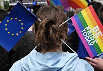 Personnes LGBT+, l'Union Européenne a besoin de votre avis