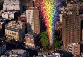 Google célèbre les cinquante ans d'histoire du mouvement LGBT