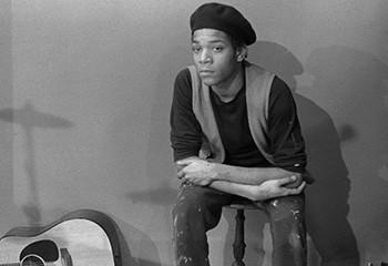 « Un adolescent à New York », plongée dans les jeunes années de l'artiste culte africain américain Jean-Michel Basquiat