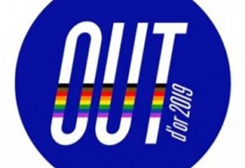 Out d'or Bilal Hassani, candidat de la France à l'Eurovision, élu personnalité LGBTI de l'année
