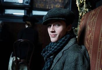 Benjamin Voisin, le jeune français qui séduit Oscar Wilde dans « The Happy Prince »