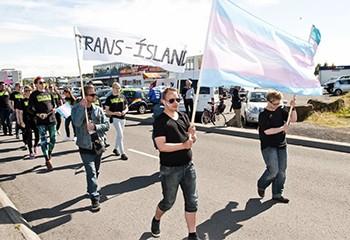 L'Islande adopte une loi pour améliorer les droits des personnes trans' et non-binaires