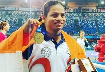 La seule athlète indienne ouvertement LGBT a battu un record du monde