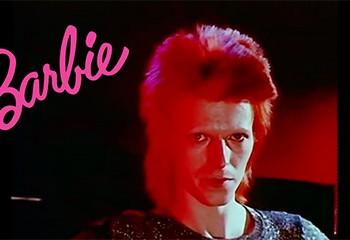 Mattel lance une Barbie Ziggy Stardust pour les 50 ans de « Space Oddity »