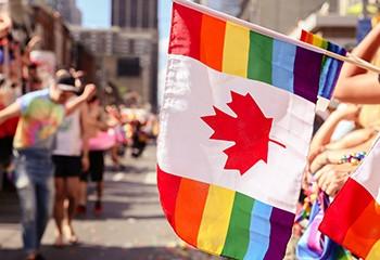 Au Canada, un budget de 450 000 dollars sera consacré à la sécurité des personnes LGBT+