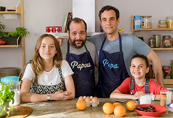 «Parents mode d'emploi»: Une famille homoparentale rejoint la série de France 3