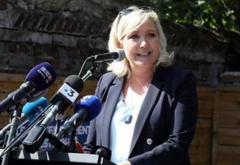 PMA : Marine Le Pen «opposée» au texte en l'état