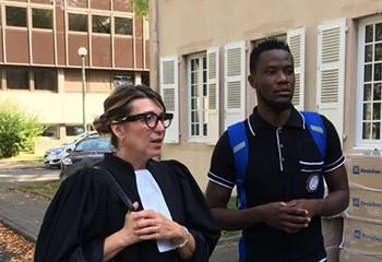 Jerry, migrant homosexuel, risque l'expulsion au Nigéria
