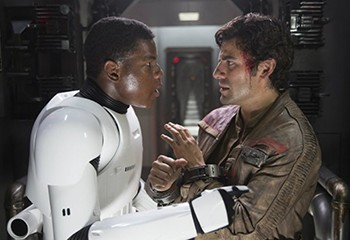 Un couple gay va faire son apparition dans l'univers Star Wars