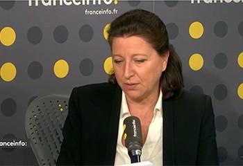 Agnès Buzyn annonce une baisse de 7% du nombre de contaminations VIH en France entre 2017 et 2018