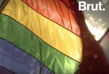 Le Rainbow Flag, étendard de la communauté LGBT
