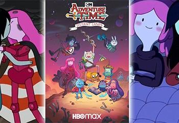 La série « Adventure Time » fait un retour épique avec un couple lesbien