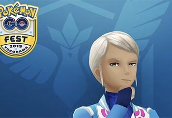 Blanche, de Team Mystic : un personnage non-binaire dans Pokémon GO ?
