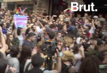 Turquie : la Gay pride organisée malgré l'interdiction