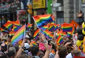 Le mariage pour tous ferait baisser le taux de suicide des personnes LGBT