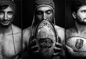 Les joueurs d'un club de rugby gay posent nus pour leur calendrier