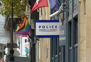Un officier de liaison LGBT à la préfecture de police de Paris : « C'est presque révolutionnaire »