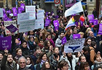 Des associations LGBT+ appellent à manifester contre les violences faites aux femmes samedi