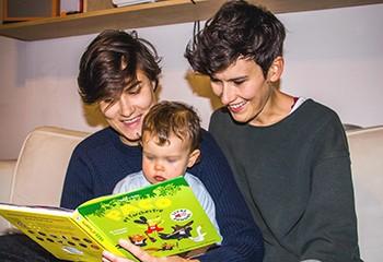 La Ropa, cette méthode qui permet aux deux mères d'avoir un lien biologique avec leur enfant