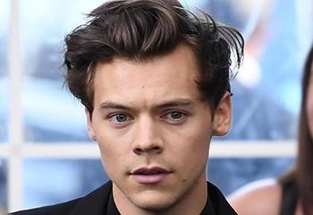 Harry Styles se met tout nu sur l'artwork de son nouvel album