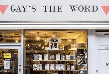 Le cambriolage d'une librairie LGBT+ de Londres stoppé… grâce à une bouteille de prosecco