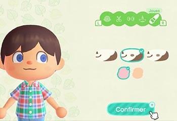 Le nouveau jeu Animal Crossing propose des options de personnages non genrés