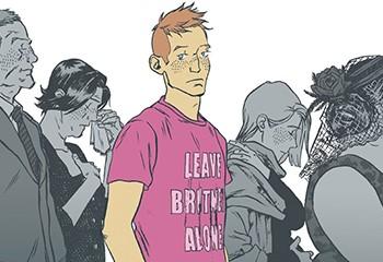 « Les Générations », une BD poignante sur le lien familial après le coming out