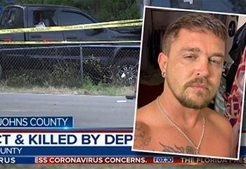 Sebastian Young abattu par la police !