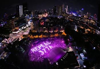 L'homosexualité reste un crime à Singapour