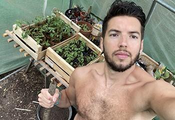 Jardinier et naturiste : « Pour moi, c'est la liberté »
