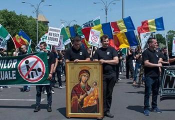 En Roumanie orthodoxe, le défi de rapprocher religion et droits LGBT