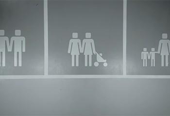 A Londres, des places de parking pour familles LGBT provoquent le chaos parmi les hétéros