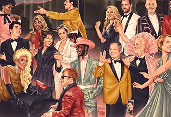 La Une d'Entertainment Weekly pour le Mois des fiertés fait polémique