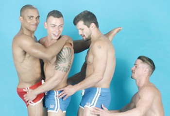 Le Kamasutra gay en 9 positions !